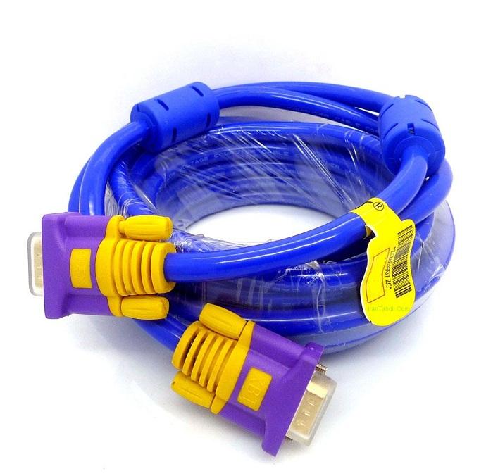کابل تصویر برای مانیتور,vga cable,کابل وی جی ای