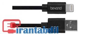 خرید عمده کابل شارژ لایتنینگ یک متری بیاند مدل BA-341, خرید همکاری کابل شارژ لایتنینگ یک متری بیاند ,فروش همکاری کابل شارژ یک متری آیفون