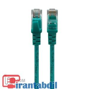 خرید عمده پچ کورد شبکه Cat5e یک متر دی نت, قیمت همکاری کابل شبکه Cat5e یک متر دی نت,پچ کورد cat5e یک متر دی نت