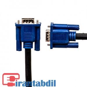 خرید عمده کابل وی جی ای 5متری دی نت ,خرید همکاری کابل RGB پنج متری پک کارتن دار,فروش همکاری کابل وی جی ای 5متری
