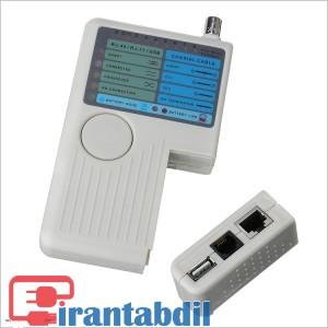 خرید عمده تستر شبکه USB BNC RJ11 RJ45  دی نت,خرید همکاری تستر شبکه USB BNC RJ11 RJ45  دی نت,فروش همکاری تستر همه کاره شبکه