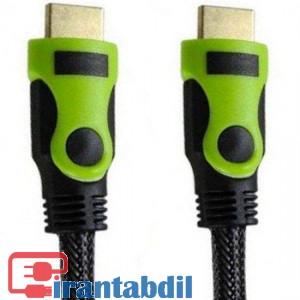 خرید عمده کابل HDMI سه متری ایفورت, خرید همکاری کابل HDMI سه متری ایفورت, فروش همکاری کابل انتقال تصویر سه متری ایفورت