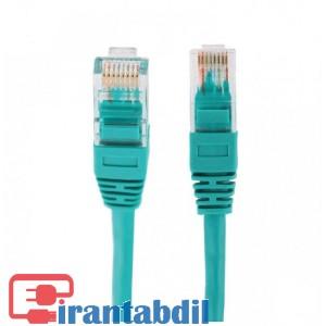 خرید عمده کابل شبکه Cat6 پنج متری ایفورت, خرید همکاری کابل شبکه Cat6 پنج متری ایفورت, فروش همکاری پچ کورد CAT6 پنج متری ایفورت