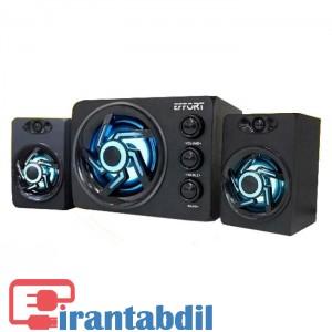 خرید عمده اسپیکر سه تکه ایفورت EF-S3100BT, خرید همکاری اسپیکر سه تکه ایفورت EF-S3100BT, خرید اسپیکر سه تکه ایفورت EF-S3100BT