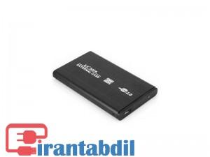 قیمت باکس هارد لپ تاپی,باکس هارد USB2,تبدیل اینترنال به اکسترال