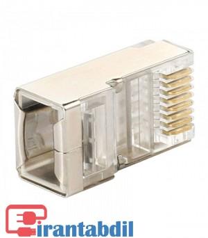خرید عمده سوکت شبکه cat6شیلدار برند کی نت, مشخصات فنی سوکت شبکه کت سیکس شیلدار کی نت,خرید همکاری سوکت شبکه cat6شیلدار برند کی نت