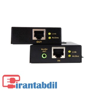 اکستند صدا و تصویر مارک کی نت پلاس, قیمت همکاری اکستندر HDMI KNET PLUS , خرید عمده افزایش اچ دی ام ای KPE830