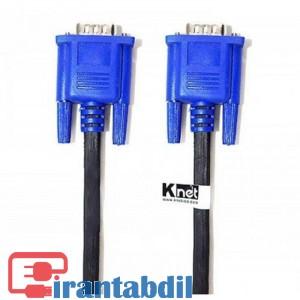 خرید عمده کابل وی جی ای 15 متری برند کی نت, قیمت همکاری کابل وی جی ای 15 متری برند کی نت,دارای قابلیت ضد نویز
