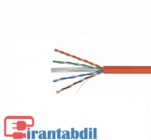 خرید عمده کابل شبکه CAT6 NEXANS CCA UTP, کابل شبکه آلومینیوم نگزنس تولید ایران