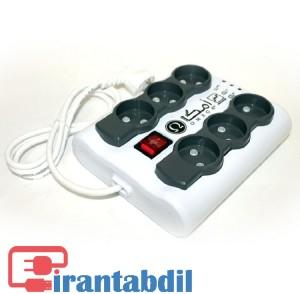 محافظ امگا استاندارد,خرید عمده محافظ برق امگا,نمایندگی محافظ برق امگا