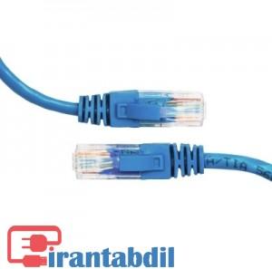 خرید عمده کابل شبکه ,قیمت عمده کابل شبکه نیم متری, پچ کورد نیم متری VNET