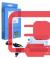 مبدل Mini Av TO HDMI مارک WIpro,مشخصات تبدیل مینی ای وی به اچ دی ام ای به همراه تصویر وی نت
