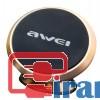 پایه نگهدرارنده گوشی مدل AWEI X6 GOLD,قیمت همکاری هلدر گوشی,خرید عمده هلدر گوشی