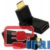 تبدیل نر به ماده HDMI,تبدیل چپقی HDMI,خرید سوکت HDMI