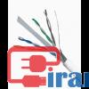 فروش پچ کورد شبکه SFTP Cat6 یک متری مارک کی نت,پخش عمده پچ کورد Cat6یک متری کی نت,دارای سوکت RJ45