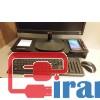 پایه برای مونیتور,میز مانیتور,پایه تنظیم ارتفاع مانیتور ایرانی