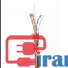 کابل شبکه نگزنس CAT6 SFTP 500 متری,خرید عمده کابل شبکه شیلددار, قیمت عمده کابل شبکه فویلدار