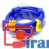 کابل وی جی ای آبی دی نت پنج متری,کابل ضخیم VGA بدون نویز,انتقال تصویر با آر جی بی 5 متری
