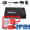 مشخصات سوئیچ HDMI 3PORT Wipro ,خرید هاب 3 پورت اچ دی ام ای, کم بودن پورت تلویزیون