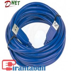 خرید عمده کابل اکستندر یو اس بی 1.5 متری های اسپید دی نت , قیمت همکاری کابل افزایش یو اس بی های اسپید 1.5 متری دی نت, کابل اکستندر یو اس بی های اسپید 1.5 متری دی نت