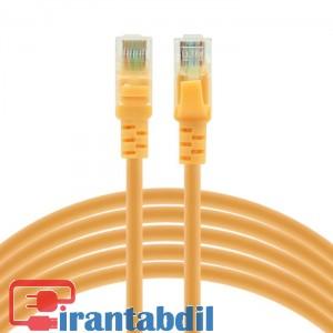خرید عمده کابل شبکه یک متریCat5e دی نت,خرید همکاری پچ کورد کت 5e یک متر دی نت,فروش همکاری پچ کورد Cat5e یک متر دی نت