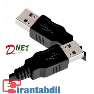 کابل لینک USB2 سه متر مشکی