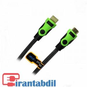 خرید عمده کابل انتقال تصاویر وصدا ایفورت , خرید عمده کابل اچ دی ام ای 5 متری ایفورت , خرید کابل HDMI پنج متری ایفورت