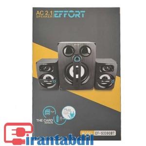 خرید عمده اسپیکر سه تکه کنترل دار BT3000 ایفورت , قیمت اسپیکر سه تکه ایفورت EF-S3000BT,اسپیکر سه تکه ایفورت EF-S3000BT