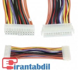 کابل افزایش طول 24 پین برق پاور ATX