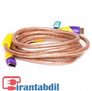 خرید عمده کابل HDMI,فروش کابل اچ دی ام ای طلایی اسکار,کابل HDMI اسکار طلایی