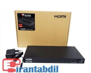 اسپلیتر 8 پورت HDMI مارک V-Net