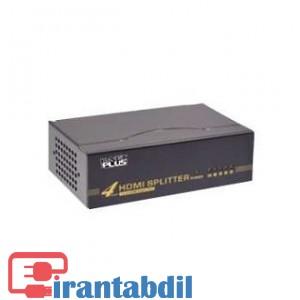 اسپلیتر چهار پورت اچ دی ام ای HDMI کی نت پلاس مدل KPS644