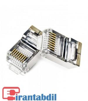 سوکت شبکه CAT6 STP فلزی کی نت KNet K-N2033