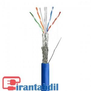کابل شبکه  Cat6 SFTP, 305m مارک K-Net Plus,مدل kp1253