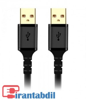 کابل لینک USB3 1.5 متری K-Net Plus KP-C4020