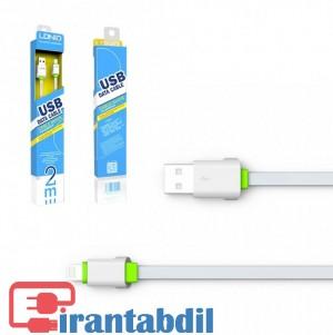 کابل شارژ گوشی آیفون 2 متری مارک Ldnio با کیفیت