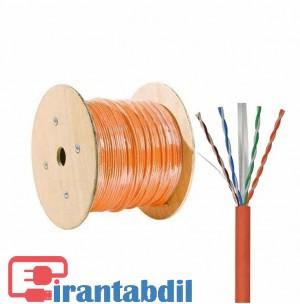 خرید عمده کابل شبکه نگزنس کت سیکس یو تی پی, کابل شبکه NEXANS CAT6 UTP