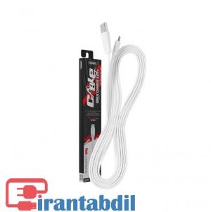 کابل شارژ گوشی آیفون 1 متری مارک ریمکس مدل 001 درجه یک