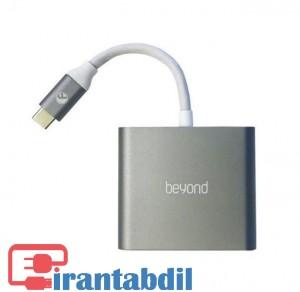 تبدیل یو اس بی بیاند BA-410 TypeC TO HDMI USB