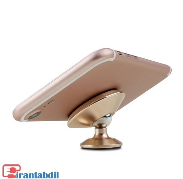 هلدر مگنتی گوشی AWEI X6 GOLD,هلدر آهن ربایی گوشی AWEI X6 GOLD,قیمت عمده AWEI X6 GOLD