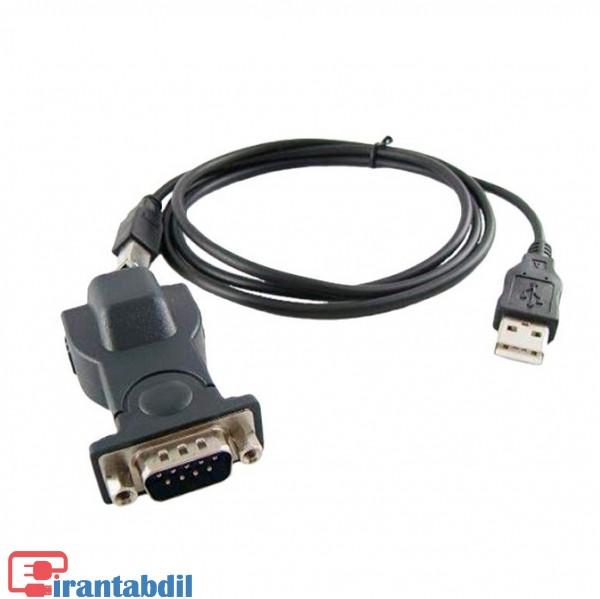 خرید عمده تبدیل کنسول USB به آر اس 232 مارک بافو مدل 810,قیمت تبدیل یو اس بی به سریال بافو کنسول