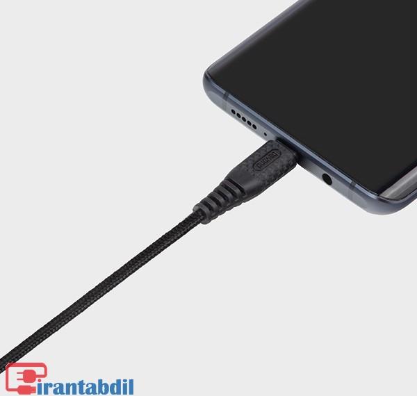 خرید عمده کابل شارژ تایپ سی بیاند ,کابل شارژ تایپ سی بیاند مدل ba-306