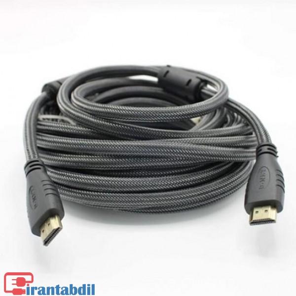 خرید عمده کابل HDMI Fill HD پانزده متری کنفی دی نت,کابل اچ دی ام ای 15 متری کنفی های اسپید دی نت,قیمت کابل اچ دی ام ای کنفی پانزده متری سرعت بالا دی نت