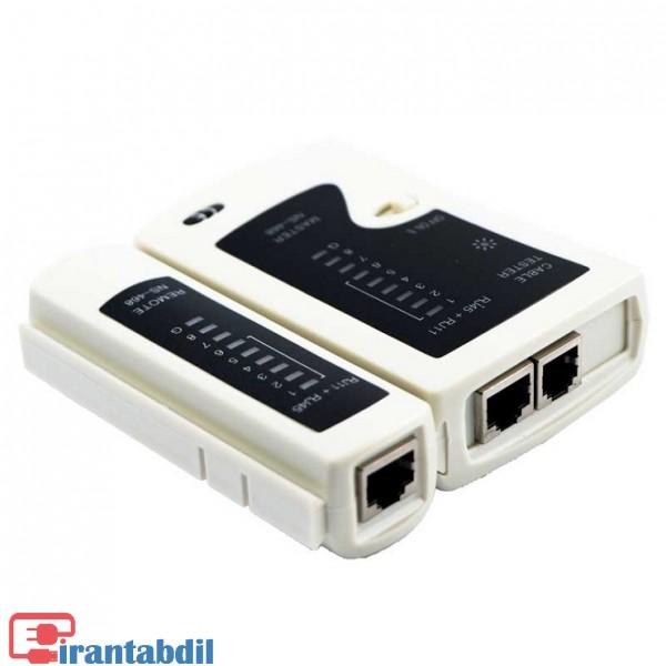 خرید عمده تستر کابل شبکه مارک کی نت, کنترل اتصال کابل های شبکه ,پخش عمده تستر کابل شبکه برند کی نت