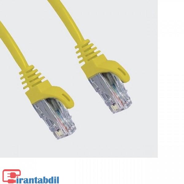 پخش عمده کابل شبکه 30 سانتی ،خرید همکاری پچ کورد CAT6 برند کی نت پلاس ,کابل شبکه در رنگهای مختلف