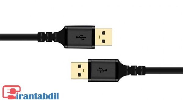 خرید عمده کابل لینک USB3 به طول یک نیم متری مارک کی نت پلاس kpc4019,قیمت همکاری کابل لینک یو اس بی تری 1.5 متری کی نت پلاس,پخش عمده کابل پرینتر USB3.0 یک ونیم متری کی نت پلاس