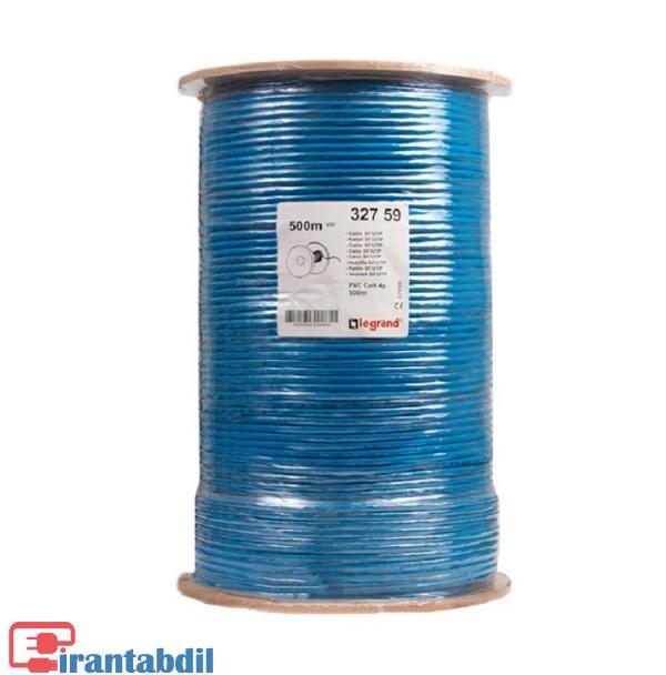 کابل شبکه لگرند حلقه ای CAT6 SFTP, خرید کابل شبکه کت سیکس لگرند, قیمت عمده کابل شبکه حلقه ای