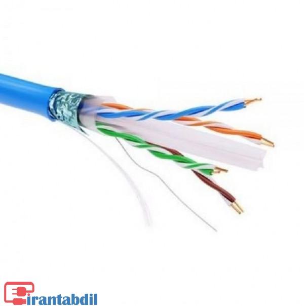 خرید کابل شبکه حلقه ای لگرند SFTP , قیمت عمده کابل شبکه SFTP,  legrand sftp cat6
