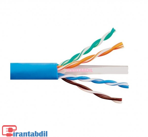کابل شبکه لگرند cat6 utp,LEGRAND CAT6 UTP,قیمت کابل شکه نگزنس تمام مس