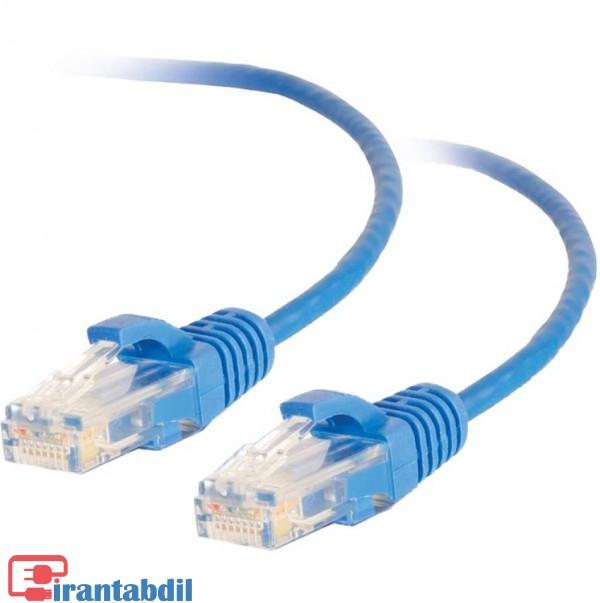 خرید عمده پچ کورد وی نت نیم متری , خرید کابل شبکه نیم متری vnet